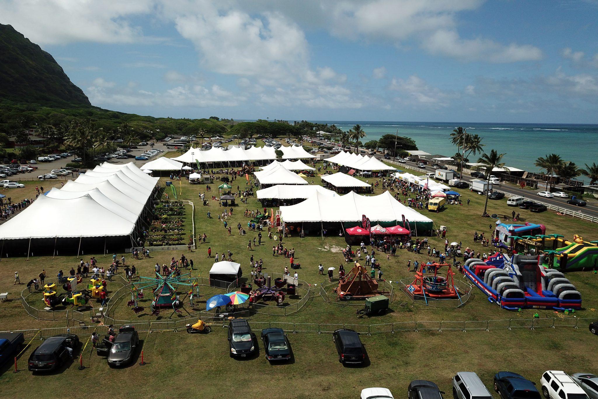 57th ANNUAL HAWAII STATE FARM FAIR